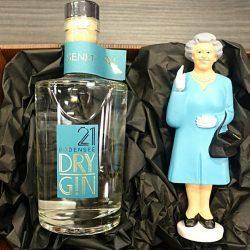God save the gin