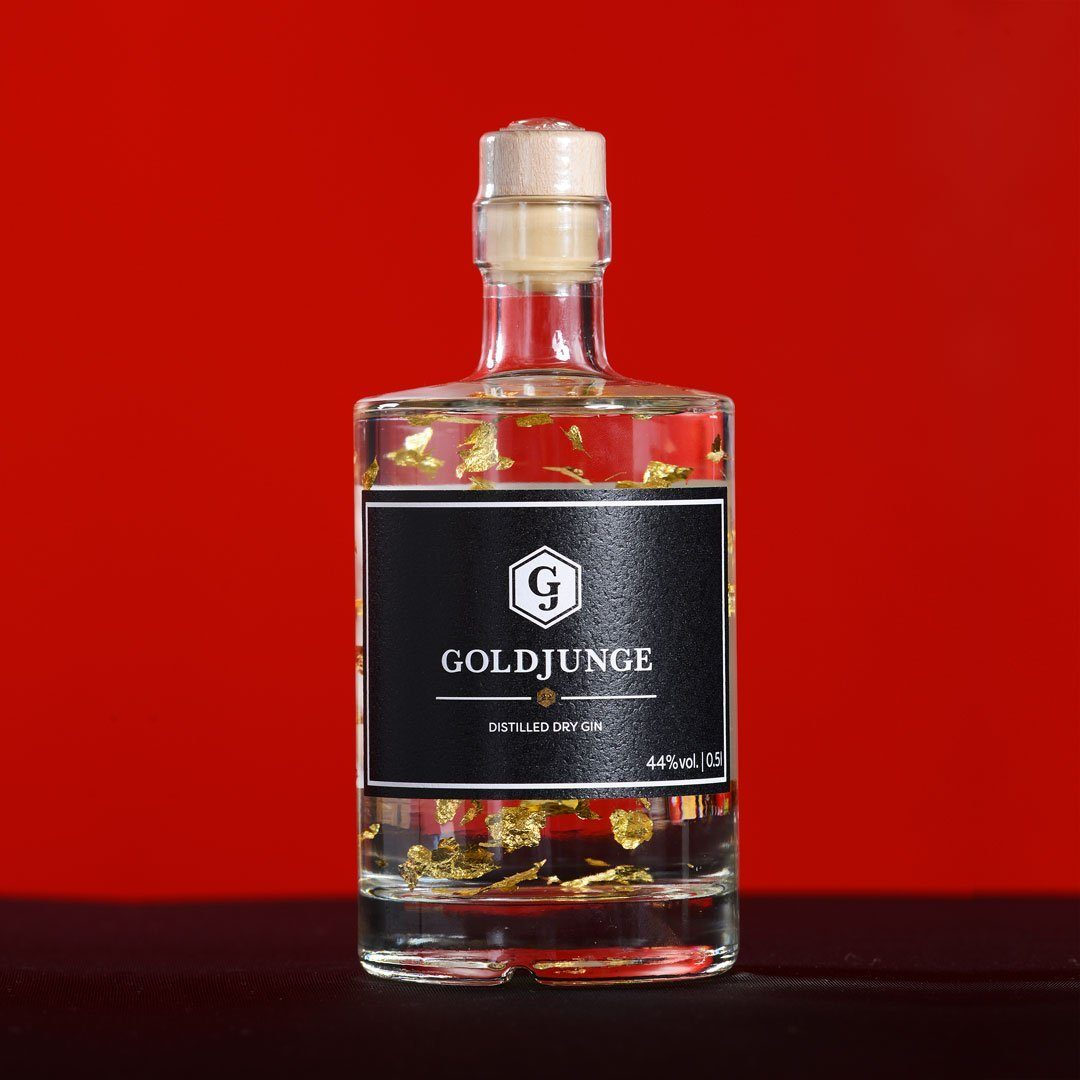 Goldjunge Gin